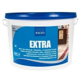 Клей Kiilto Extra для ПВХ плитки 3 л/3,5 кг
