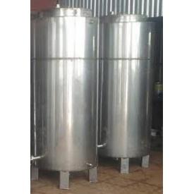 Виготовлення резервуара з нержавіючої сталі для рідин