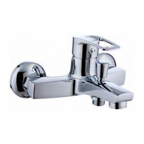 Смеситель для ванны IMPRESE LIDICE 35 мм хром (10095)
