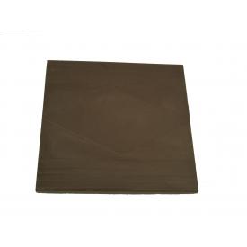 Плита парапетная 400х400 мм коричневая