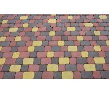 Тротуарна плитка Старе місто Стандарт 30 мм сіра