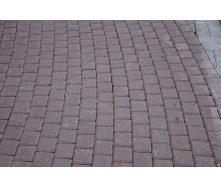 Тротуарня плитка Квадрат-Економ 30 мм сіра