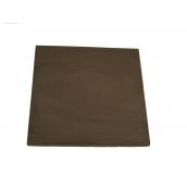 Плита парапетная  450х400 мм коричневая