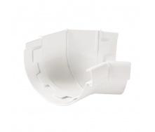 Угол желоба 135° внутрений Nicoll 29 VODALIS 140 мм белый