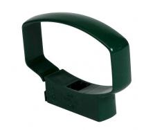Кронштейн трубы Nicoll 28 OVATION зеленый