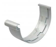 Муфта желоба Nicoll 33 170 мм серый
