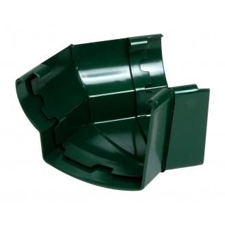 Угол желоба 135° внешний Nicoll 28 OVATION 125 мм зеленый