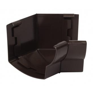 Угол желоба 135° внутренний Nicoll 28 OVATION 125 мм коричневый