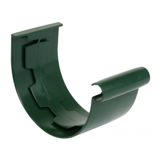 Муфта желоба Nicoll 25 ПРЕМИУМ 115 мм зеленый