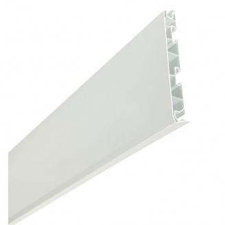 Лобовая планка Nicoll BELRIV 21 см 4 м белая