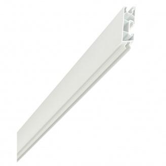 Лобовая планка Nicoll BELRIV 8 см 4 м белая