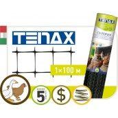 Сетка полимерная TENAX С-ФЛЕКС 1х100 м черная