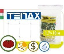 Полімерна сітка TENAX Ортинет 1,7x10 м біла