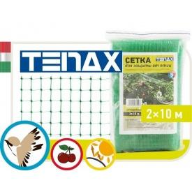 Сетка полимерная TENAX Ортофлекс 2х10 м зеленая