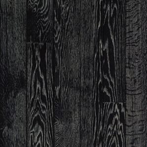 Паркетна дошка DeGross Дуб чорний з білим протертий 547х100х15 мм