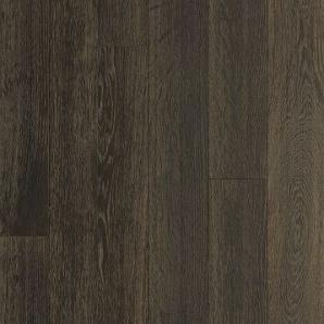 Паркетна дошка DeGross Дуб чорний з золотом браш 547х100х15 мм