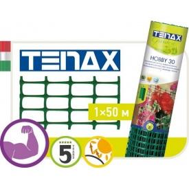 Полімерна сітка TENAX Хобі 30 1х50 м зелена