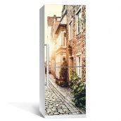 Наклейка на холодильник Uzuri Прованс без ламинации 600х2000 мм