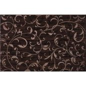 Декор Opoczno Zebrano brown inserto ornament 300х450 мм
