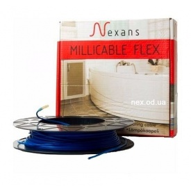 Кабель нагревательный Nexans Millicable Flex 15 1200 Вт