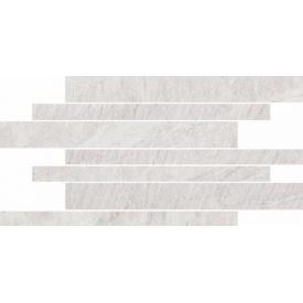 Плитка Opoczno Yakara white mosaic 22,2x44,6 см