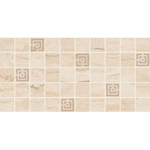 Плитка Opoczno Daino cream mosaic classic 22,2х44,6 см