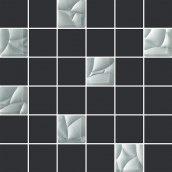 Мозаика Paradyz Esten Bianco/Grafit 298х298х10 мм