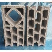 Стіновий бетонний блок Новоблок 500x250x190 мм