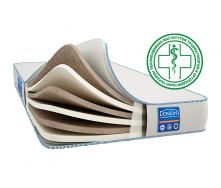 Ортопедический матрас DonSon Orgolex 17х80х190 см