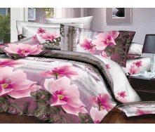 Комплект постельного белья Restline 152 Мильтона Полуторный микросатин 150х215 см