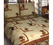 Комплект постельного белья ТЕП 640 Этник Полуторный бязь 215х150 см