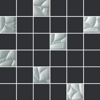 Мозаїка Paradyz Esten Bianco/Grafit 298х298х10 мм