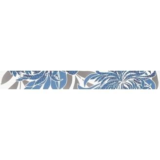 Фриз Paradyz Acapulco Blue Listwa 48х400х8,1 мм