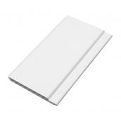 Вагонка ПВХ 250х6000х10 мм молочно-белый