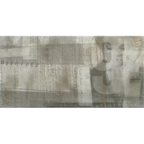 Плитка декоративна Paradyz Ermeo Grys Inserto B 300х600х10,6 мм