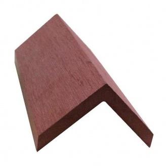 Уголок для террасной доски Woodplast Bruggan 40x40x2200 мм