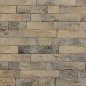 Плитка гипсовая декоративная Оксфорд винтаж 250x50 мм
