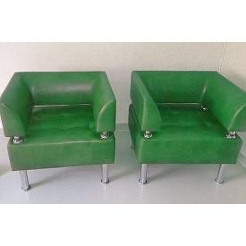 Кресло Тонус 800x600х700 мм зеленое