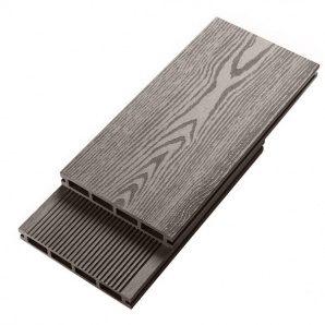 Террасная доска Woodplast Mirradex Light 145x20x2200 мм meranti