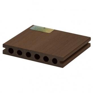 Террасная доска Woodplast Legro Ultra Natural двухслойная 138x23x2900 мм teak