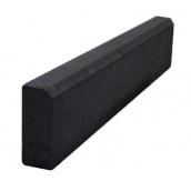 Бордюр тротуарный поребрик 1000х80х200 мм черный