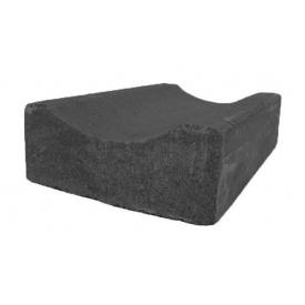 Лоток водостічний тротуарний 250х160х60 мм чорний