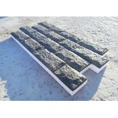 Термопанель Rocky Дикий камень 500х1000 мм