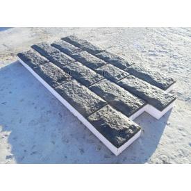 Термопанель Rocky Дикий камінь 500х1000 мм