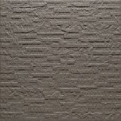 Керамогранит АТЕМ ANIT 0001 рельефный 600х600х9,5 мм светло-серый