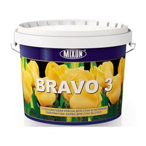 Фарба Mixon Bravo 3 2,5 л білий
