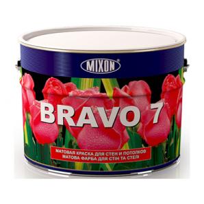 Фарба Mixon Bravo 7 10 л білий