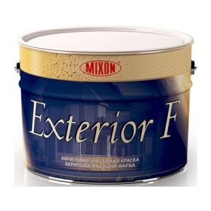Фарба Mixon Exterior F 10 л білий