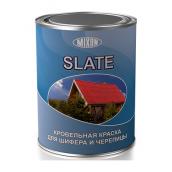 Эмаль Mixon Slate 0,7 л коричневый