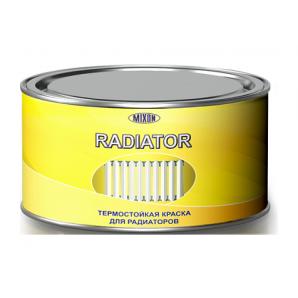 Акрилова емаль Mixon Radiator 2,5 л білий